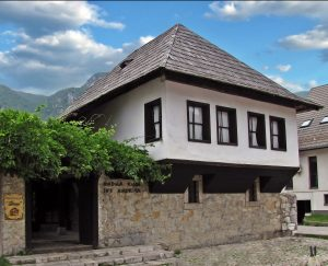Birth House of the Nobel Prize Winner Ivo Andrić