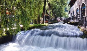 "Travnik Tourist Attraction ""Plava Voda"""