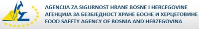 Agencije za sigurnost hrane Bosne i Hercegovine
