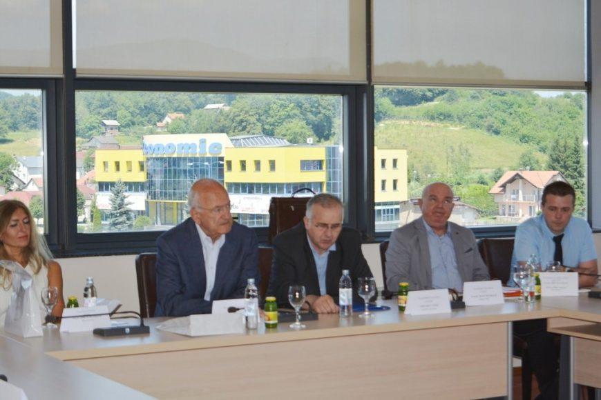 Sastanak - Poslovno-akademsko vijeće