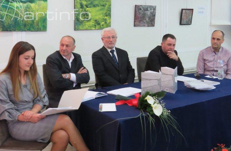 Prof.dr Ivo Miro Jović - Promocija knjige